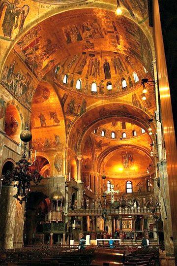 Basiliek San Marco Venetie