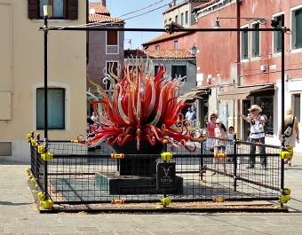 Venetiaans Glas kunst