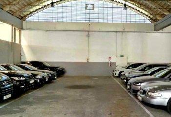 Overdekt parkeren Venetie