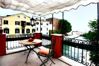 Venetie Appartement huren