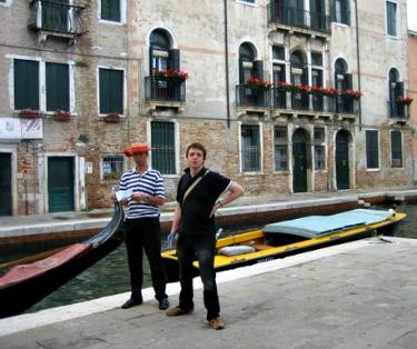 Gondels in Venetie ontdekken