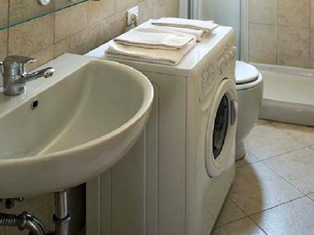 Appartement Venetië met wasmachine