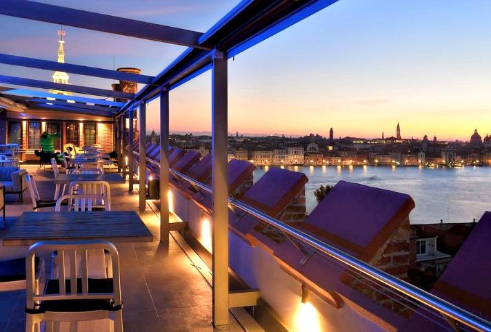 Hilton Venetie hotel - Molino Stucky