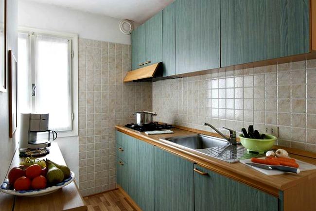 Keuken appartement Venetië boeken