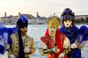 Carnaval in Venetie