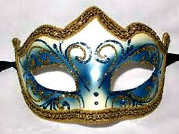 Colomino Venetië Carnaval Masker