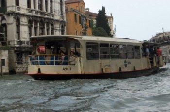 Informatie over Venetie Toeristen Vaparetto