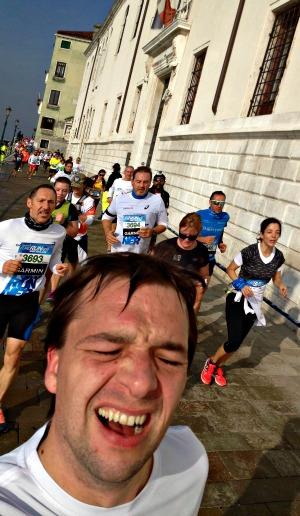 Venetie Marathon 10KM hardlopen