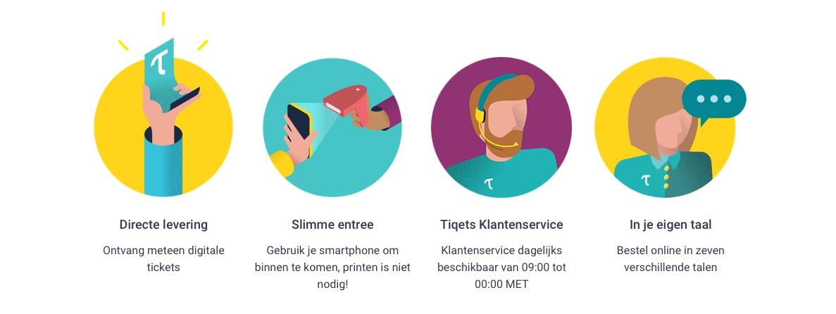 Activiteiten in Venetie direct op je mobiel