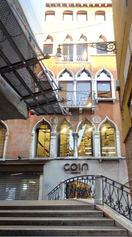 Warenhuis Venetie