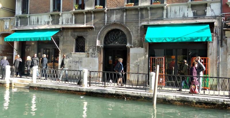 Venetie-Supermarkten