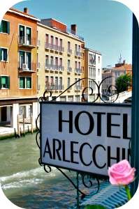 Overnachten in Venetie