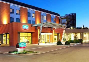 Hotel Buiten Venetie - Airport