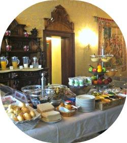 Ontbijt Venetie Hotel