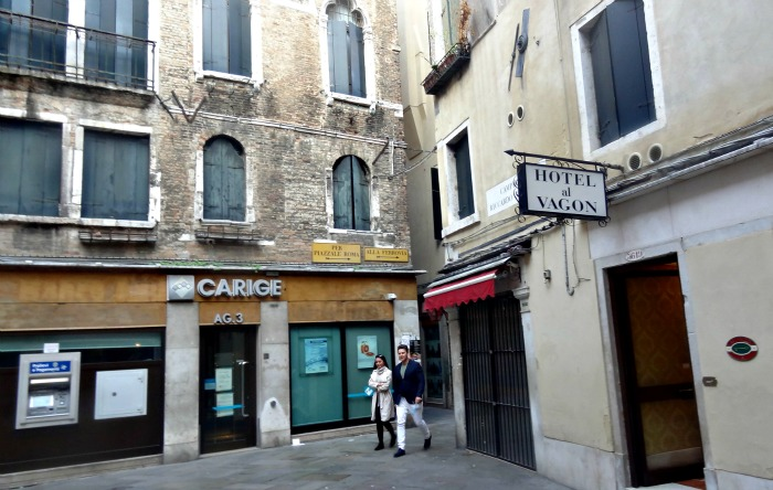 Hotel in Venetie beste locatie