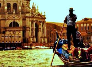Vakantie in Venetie