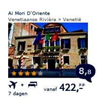 Lastminute naar Venetie