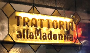 Venetie Restaurant Madonna