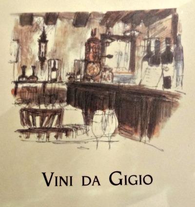 Venetie Restaurant Vini Da Gigio