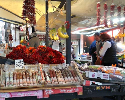 Rialto Markt Venetie