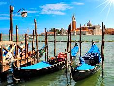 Busreis naar Venetie