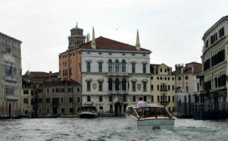 Palazzo's Grande Canal Venetie