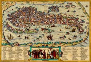 Geschiedenis van Venetie