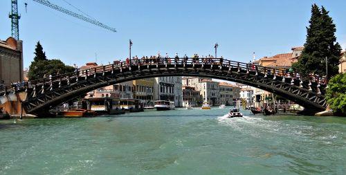 Venetie Accademia brug