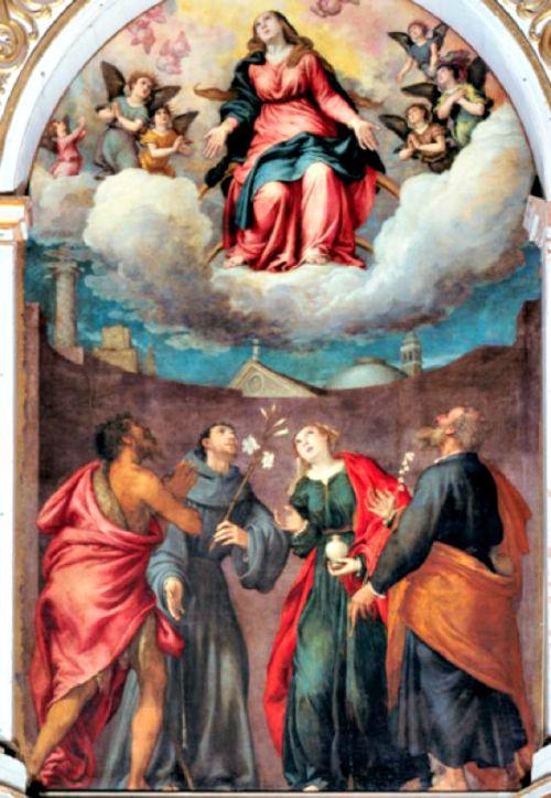 Accademia Gallerie Museum Venetie