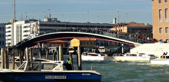 Calatrava Brug Venetie