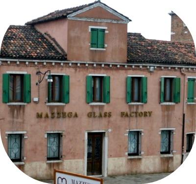 Glasfarbiek Venetiaans Murano