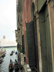 Venetie Hotel Lisbona kanaal