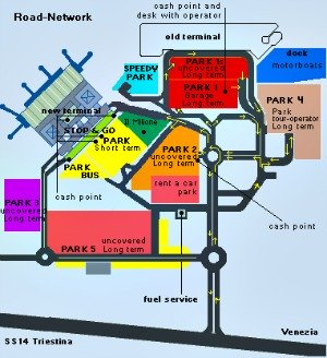 Parkeren Marco Polo Airport