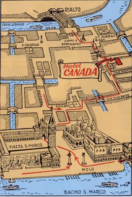 Hotel Canada Venetie